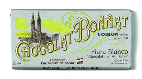 Chocolat Piura Blanco