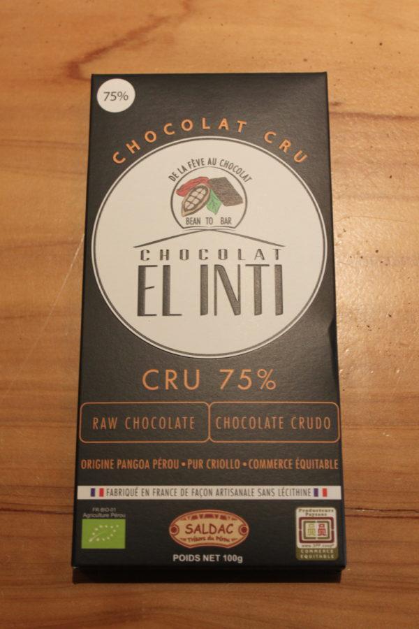 Chocolat Cru Equitable