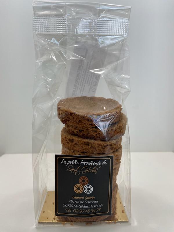 Sablé breton blé noir